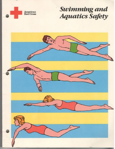 Swimming and Aquatics Safety (9780865360211) by American Red Cross