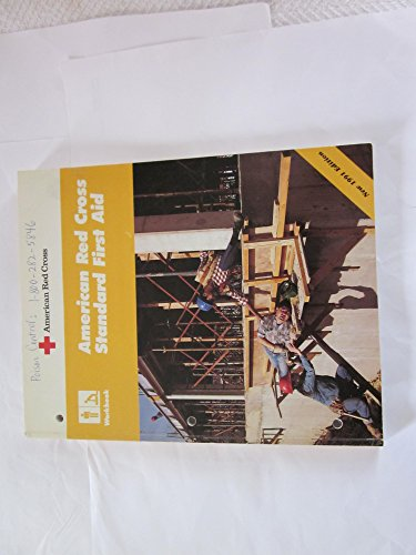 4f04cff56388 9780865361348  American Red Cross Standard First Aid Instructors Manual
