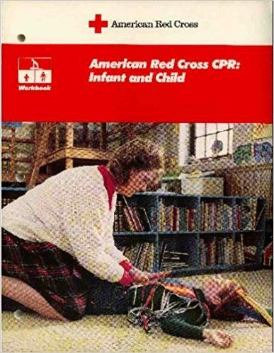 9780865361355: American Red Cross Cpr Infant and Child