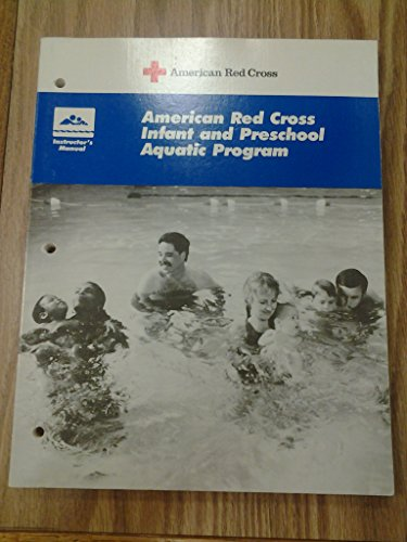 American Red Cross infant and preschool aquatic: Cross, American Red