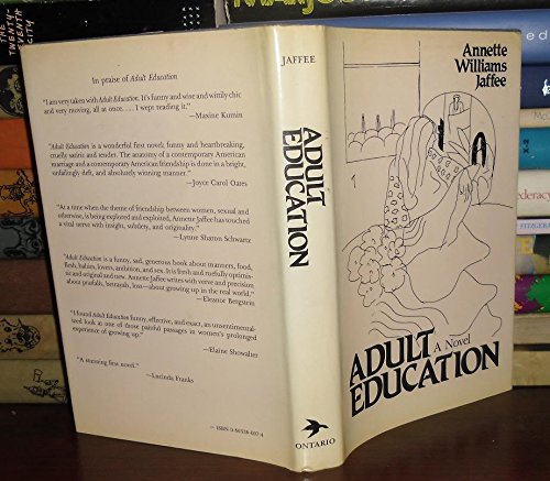 Adult education: Jaffee, Annette Williams