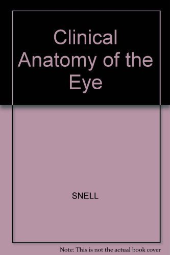 9780865420533: Clinical Anatomy of the Eye