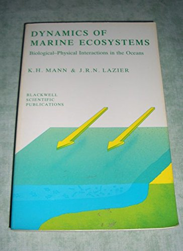 9780865420823: Dynamics of Marine Ecosystems: Biological-physical Interactions in the Oceans