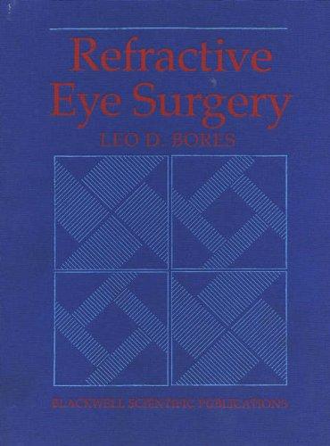 9780865421523: Refractive Eye Surgery (MES)