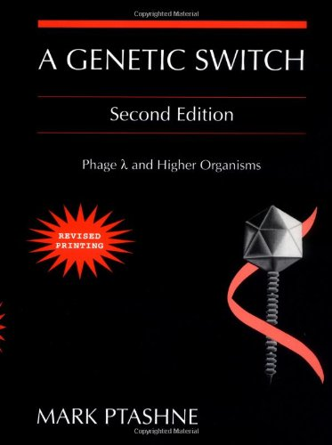 9780865422094: A Genetic Switch: Gene Control and Phage Lambda