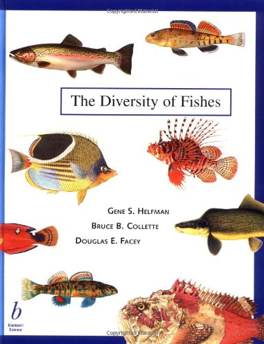 9780865422568: The Diversity of Fishes