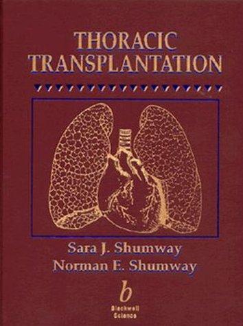 9780865422858: Thoracic Transplantation