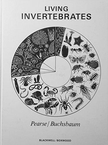 9780865423121: Living Invertebrates