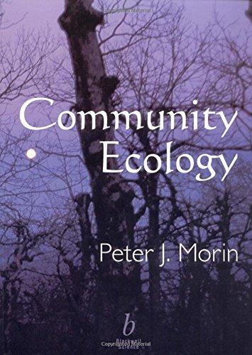9780865423503: Community Ecology