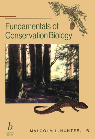 9780865423718: Fundamentals of Conservation for Biology