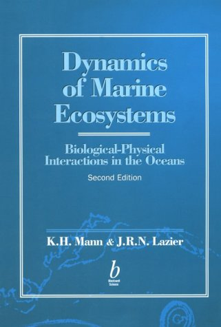 9780865425392: Dynamics of Marine Ecosystems: Biological-physical Interactions in the Oceans