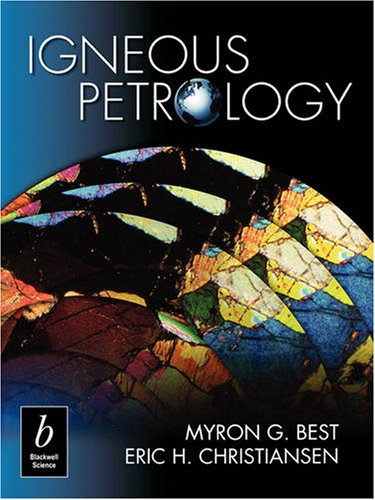 9780865425415: Igneous and Metamorphic Petrology