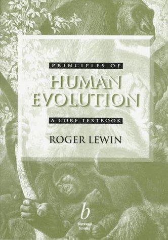 9780865425422: Introduction to Human Evolution