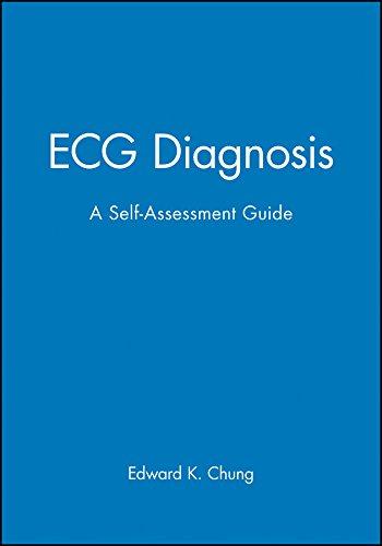 9780865425873: Ecg Diagnosis: A Self-Assessment Workbook