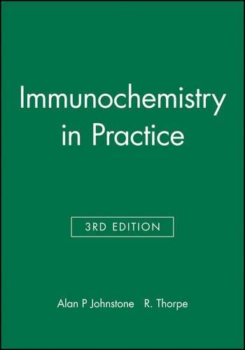 9780865426337: Immunochemistry in Practice