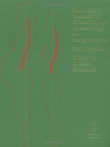 9780865426511: Dewhurst's Textbook of Obstetrics and Gynaecology for Postgraduates
