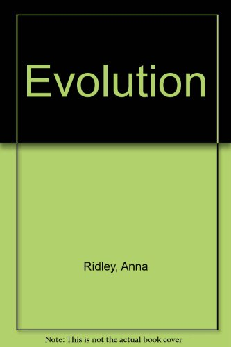 9780865426757: Evolution