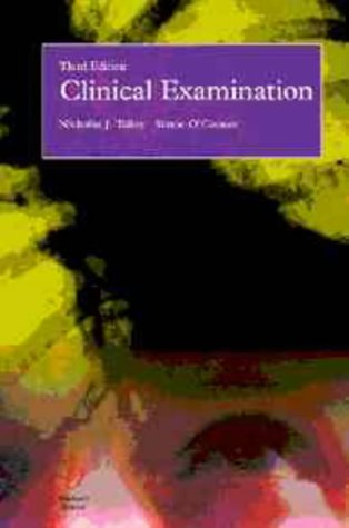 9780865426894: Clinical Examination: A Systematic Guide to Physical Diagnosis