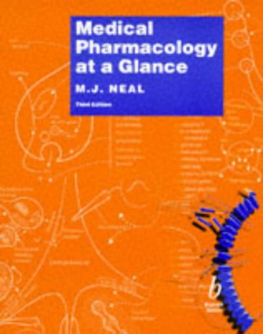 9780865427198: Medical Pharmacology at a Glance