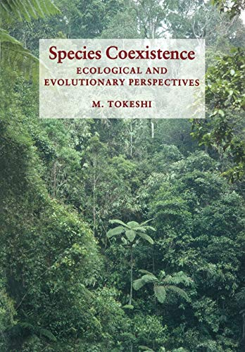 9780865427440: Species Coexistence: Ecological and Evolutionary Perspectives