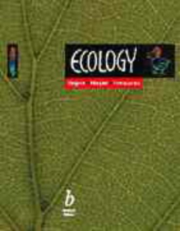 9780865427587: Ecology: Individuals, Populations and Communities