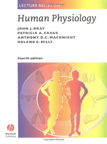 9780865427754: Lecture Notes on Human Physiology