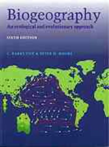 9780865427785: Biogeography: An Ecological and Evolutionary Approach