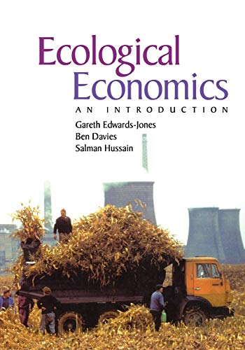 9780865427969: Ecological Economics: An Introductory Text