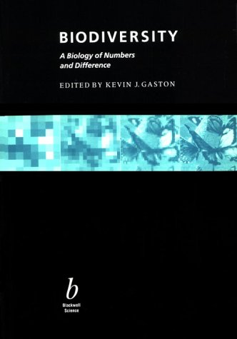 9780865428041: Biodiversity: A Biology of Numbers and Difference