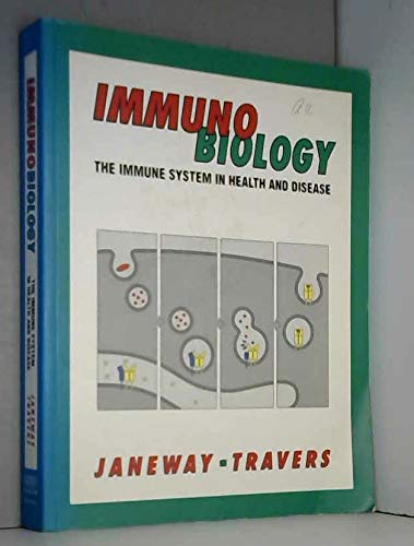 9780865428119: Immunobiology: The Immune System in Health and Disease