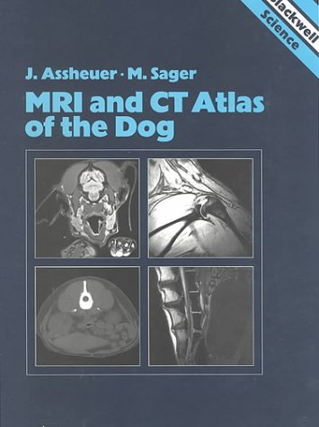 9780865428256: MRI and CT Atlas of the Dog