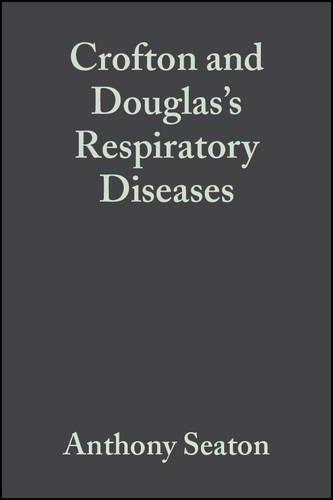 9780865428577: Crofton and Douglas's Respiratory Diseases (Two-Volume Set)