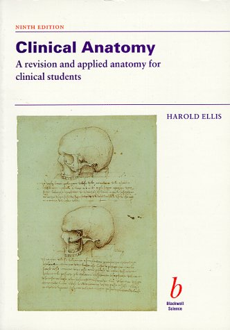 9780865428829: Clinical Anatomy: A Revision and Applied Anatomy for Clinical Students