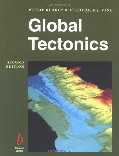 9780865429246: Global Tectonics