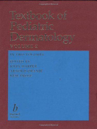 9780865429390: Textbook of Pediatric Dermatology (2 Volume Set)