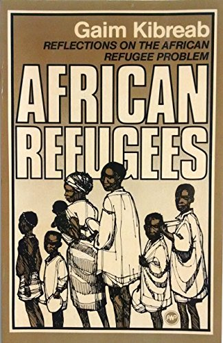 9780865430075: African Refugees: Reflections on the African Refugee Problem