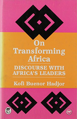 9780865430440: On Transforming Africa: Discourse With Africa's Leaders