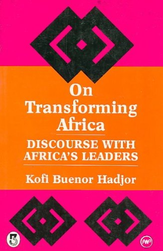 9780865430457: On Transforming Africa: Discourse With Africa's Leaders