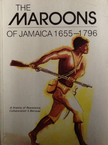 9780865430969: The Maroons of Jamaica