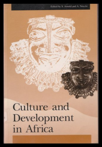 Culture and Development in Africa