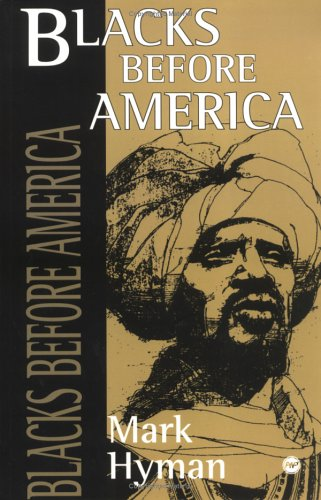 9780865432994: Blacks Before America