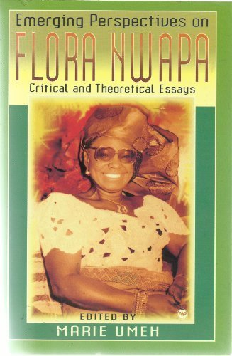 9780865435155: Emerging Perspectives on Flora Nwapa: Critical and Theoretical Essays