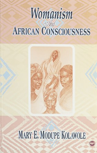 9780865435407: Womanism and African Consciousness