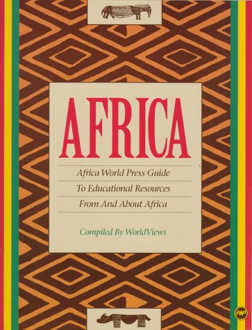 9780865435889: Africa: Africa World Press Guide to Educational Resources from and About Africa