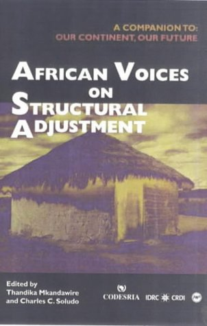 9780865437791: African Voices on Structural Adjustment