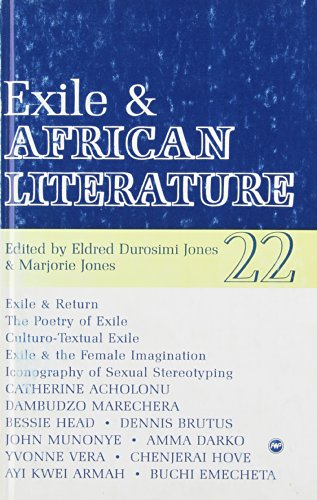 Exile & African Literature: A Review (African Literature Today)