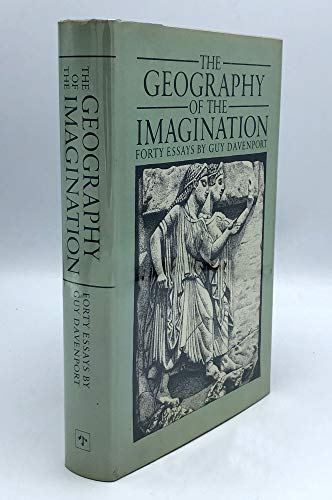 9780865470002: The geography of the imagination: Forty essays