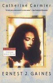 9780865470224: Catherine Carmier: A novel (Catherine Carmier Ppr)