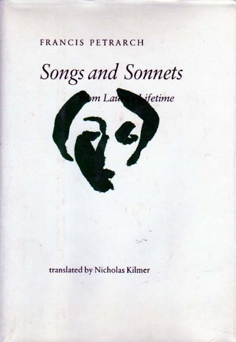 9780865470279: Songs and sonnets from Laura's lifetime