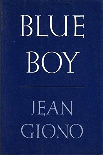 9780865470378: Blue Boy (English and French Edition)
